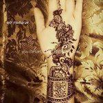 фото тату арабское мехенди (Arabic mehen) (значение) - пример рисунка - 062 tatufoto.com