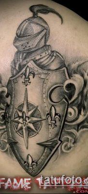 фото тату герб (значение) – пример интересного рисунка тату – 044 tatufoto.com