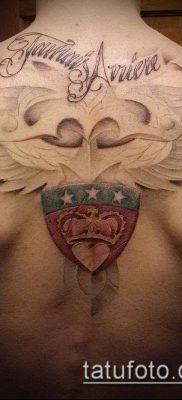 фото тату герб (значение) – пример интересного рисунка тату – 049 tatufoto.com