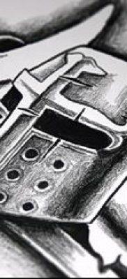 фото тату герб (значение) – пример интересного рисунка тату – 053 tatufoto.com