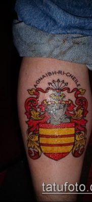 фото тату герб (значение) – пример интересного рисунка тату – 062 tatufoto.com