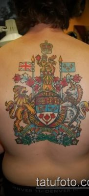 фото тату герб (значение) – пример интересного рисунка тату – 068 tatufoto.com