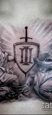 фото тату герб (значение) – пример интересного рисунка тату – 085 tatufoto.com