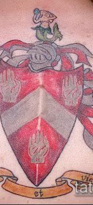 фото тату герб (значение) – пример интересного рисунка тату – 086 tatufoto.com
