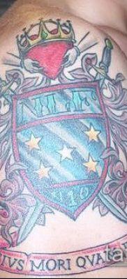 фото тату герб (значение) – пример интересного рисунка тату – 089 tatufoto.com