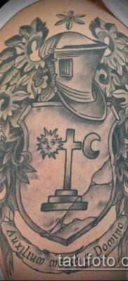 фото тату герб (значение) – пример интересного рисунка тату – 091 tatufoto.com
