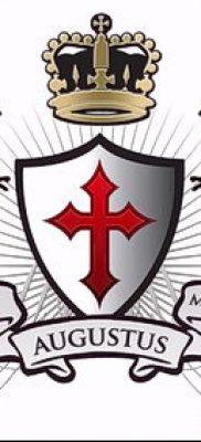 фото тату герб (значение) – пример интересного рисунка тату – 103 tatufoto.com