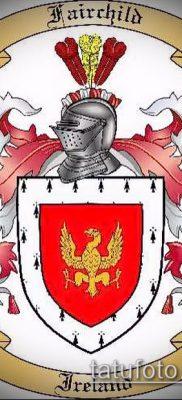 фото тату герб (значение) – пример интересного рисунка тату – 106 tatufoto.com