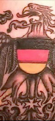 фото тату герб (значение) – пример интересного рисунка тату – 108 tatufoto.com