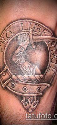 фото тату герб (значение) – пример интересного рисунка тату – 112 tatufoto.com