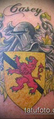 фото тату герб (значение) – пример интересного рисунка тату – 116 tatufoto.com