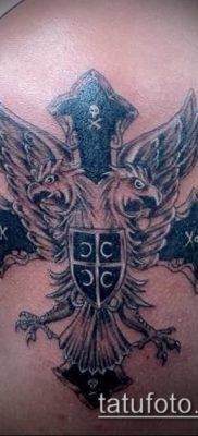 фото тату герб (значение) – пример интересного рисунка тату – 120 tatufoto.com