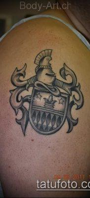 фото тату герб (значение) – пример интересного рисунка тату – 125 tatufoto.com