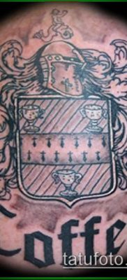 фото тату герб (значение) – пример интересного рисунка тату – 136 tatufoto.com