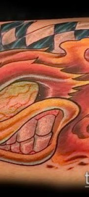 фото тату дятел (значение) – пример интересного рисунка тату – 018 tatufoto.com