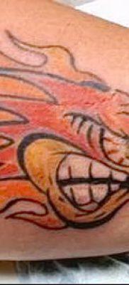 фото тату дятел (значение) – пример интересного рисунка тату – 024 tatufoto.com