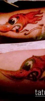 фото тату дятел (значение) – пример интересного рисунка тату – 032 tatufoto.com