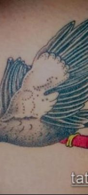 фото тату дятел (значение) – пример интересного рисунка тату – 043 tatufoto.com