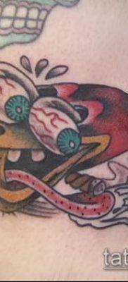 фото тату дятел (значение) – пример интересного рисунка тату – 051 tatufoto.com