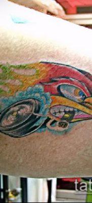 фото тату дятел (значение) – пример интересного рисунка тату – 053 tatufoto.com