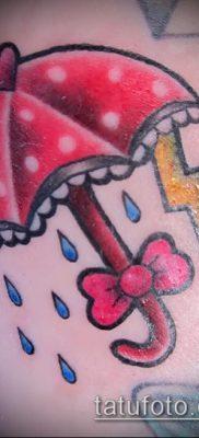 фото тату зонт (значение) – пример интересного рисунка тату – 011 tatufoto.com