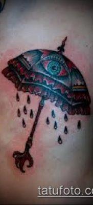 фото тату зонт (значение) – пример интересного рисунка тату – 022 tatufoto.com