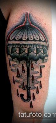 фото тату зонт (значение) – пример интересного рисунка тату – 031 tatufoto.com