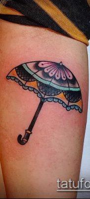 фото тату зонт (значение) – пример интересного рисунка тату – 040 tatufoto.com