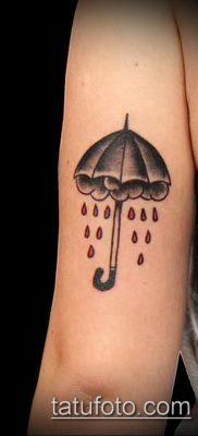 фото тату зонт (значение) – пример интересного рисунка тату – 055 tatufoto.com