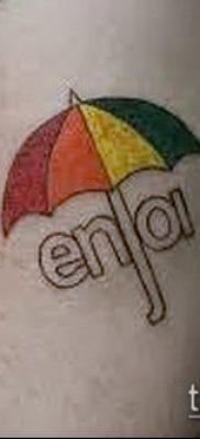 фото тату зонт (значение) – пример интересного рисунка тату – 061 tatufoto.com