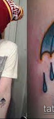 фото тату зонт (значение) – пример интересного рисунка тату – 062 tatufoto.com