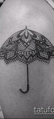 фото тату зонт (значение) – пример интересного рисунка тату – 066 tatufoto.com