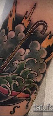 фото тату зонт (значение) – пример интересного рисунка тату – 074 tatufoto.com