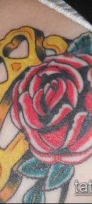 фото тату кастет (значение) – пример интересного рисунка тату – 031 tatufoto.com