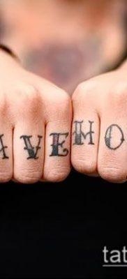 фото тату кастет (значение) – пример интересного рисунка тату – 044 tatufoto.com