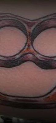 фото тату кастет (значение) – пример интересного рисунка тату – 069 tatufoto.com