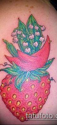 фото тату ландыши (lilies of the valley tattoo) (значение) – пример рисунка – 044 tatufoto.com