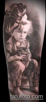 фото тату лицо (portrait tattoo) (значение) – пример рисунка – 006 tatufoto.com