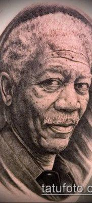 фото тату лицо (portrait tattoo) (значение) – пример рисунка – 008 tatufoto.com