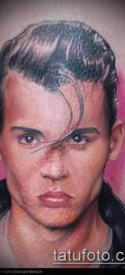 фото тату лицо (portrait tattoo) (значение) – пример рисунка – 009 tatufoto.com