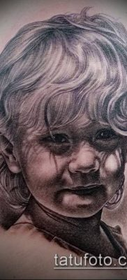 фото тату лицо (portrait tattoo) (значение) – пример рисунка – 010 tatufoto.com