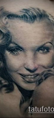 фото тату лицо (portrait tattoo) (значение) – пример рисунка – 013 tatufoto.com