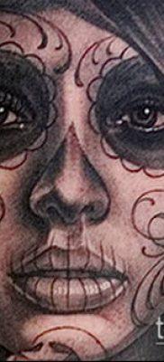 фото тату лицо (portrait tattoo) (значение) – пример рисунка – 016 tatufoto.com