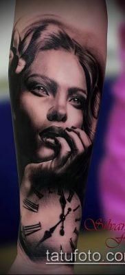 фото тату лицо (portrait tattoo) (значение) – пример рисунка – 017 tatufoto.com