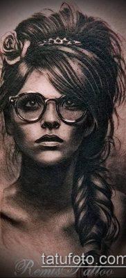 фото тату лицо (portrait tattoo) (значение) – пример рисунка – 024 tatufoto.com