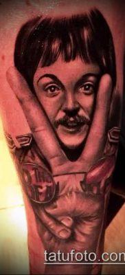 фото тату лицо (portrait tattoo) (значение) – пример рисунка – 038 tatufoto.com