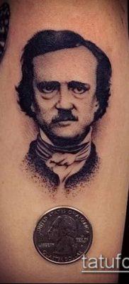 фото тату лицо (portrait tattoo) (значение) – пример рисунка – 042 tatufoto.com