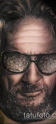 фото тату лицо (portrait tattoo) (значение) – пример рисунка – 045 tatufoto.com