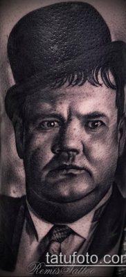 фото тату лицо (portrait tattoo) (значение) – пример рисунка – 049 tatufoto.com