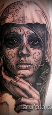 фото тату лицо (portrait tattoo) (значение) – пример рисунка – 052 tatufoto.com